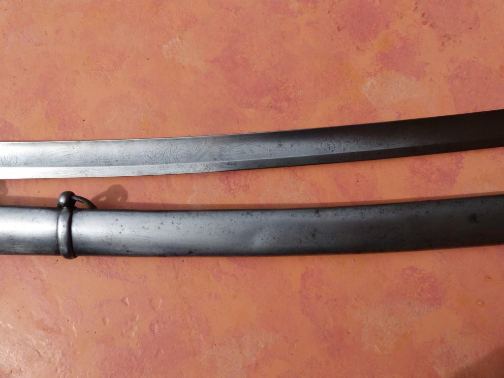 sabre d'officier du Train d'Artillerie italien mle 1864 P1090156