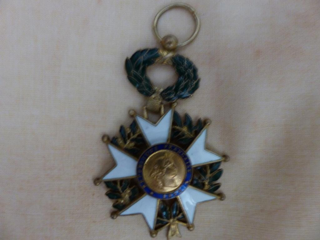 Légion d'honneur étonnante  P1090537