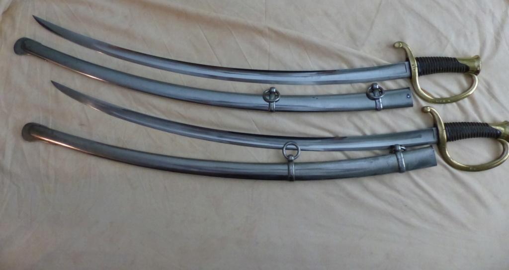 sabres de cannoniers époque louis-philippe P1090617