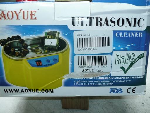52 - CUVE NETTOYAGE ULTRASONS 52-aoy10