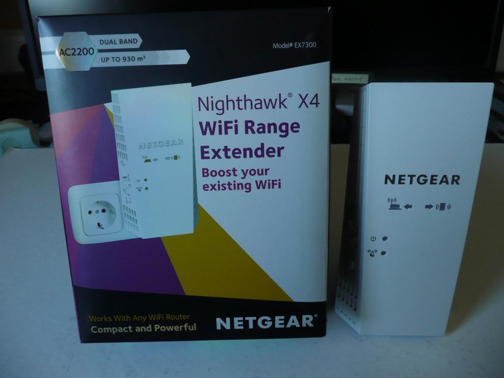76 - REPETEUR WIFI NETGEAR 75-net11