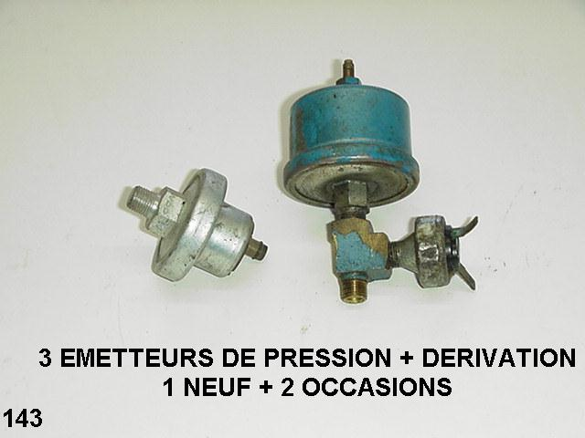 28-29 - LOT D'EMETTEUR DE PRESSION Lot_2910