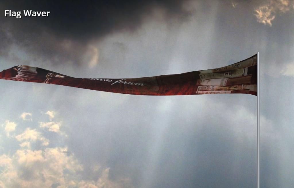 Simulacija zastave na osnovu slike koju izaberete Untitl10