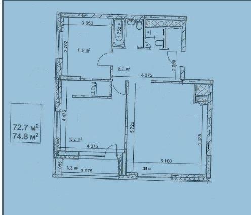 Обсуждаем планировки квартир корпуса 3Б 748_a210