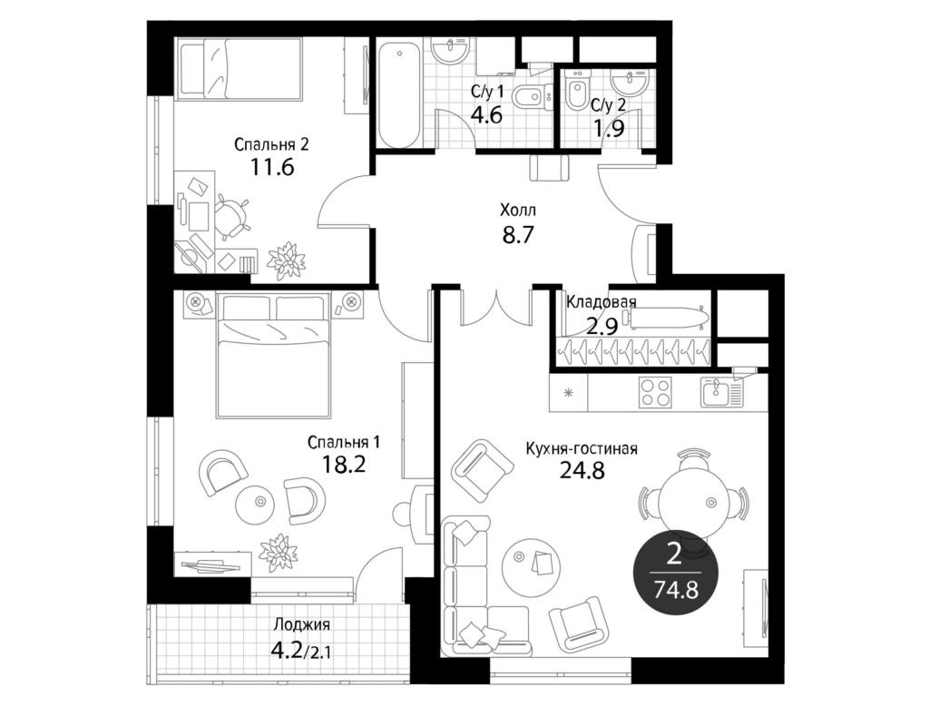 Обсуждаем планировки квартир корпуса 3Б Aaa10