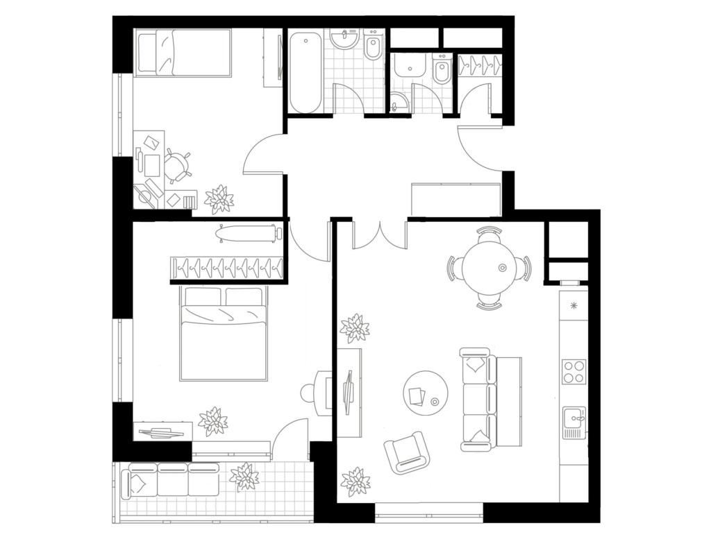 Обсуждаем планировки квартир корпуса 3Б Aaa110