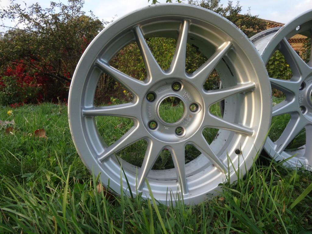 Jantes 16 Mercedes Carlsson 1/11 W124 190 2.3 16s Dsc07619