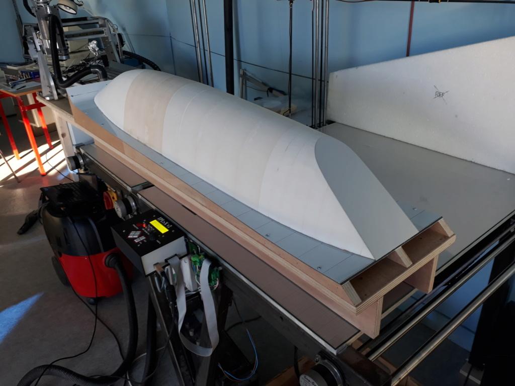 Réalisation d'un fuselage 20181011