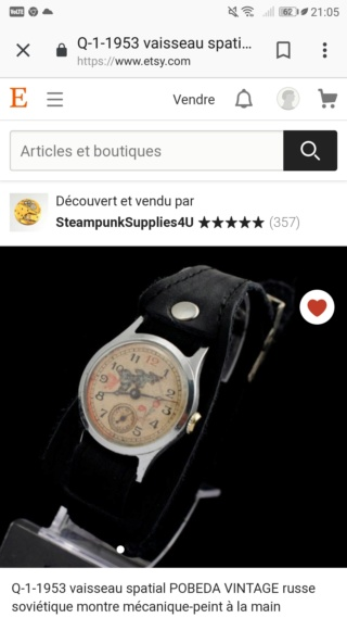 Choix de montre Screen23