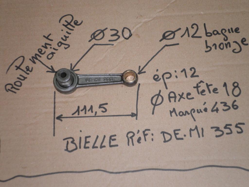 BESOIN D'AIDE POUR REMONTAGE PISTON MOTEUR FRANCO MORINI  3M Df310