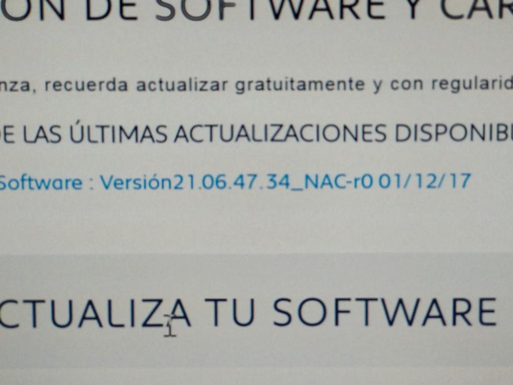 Actulalizaciones de Software Motor,Navegador, Pantalla,etc. - Página 3 Img_2011
