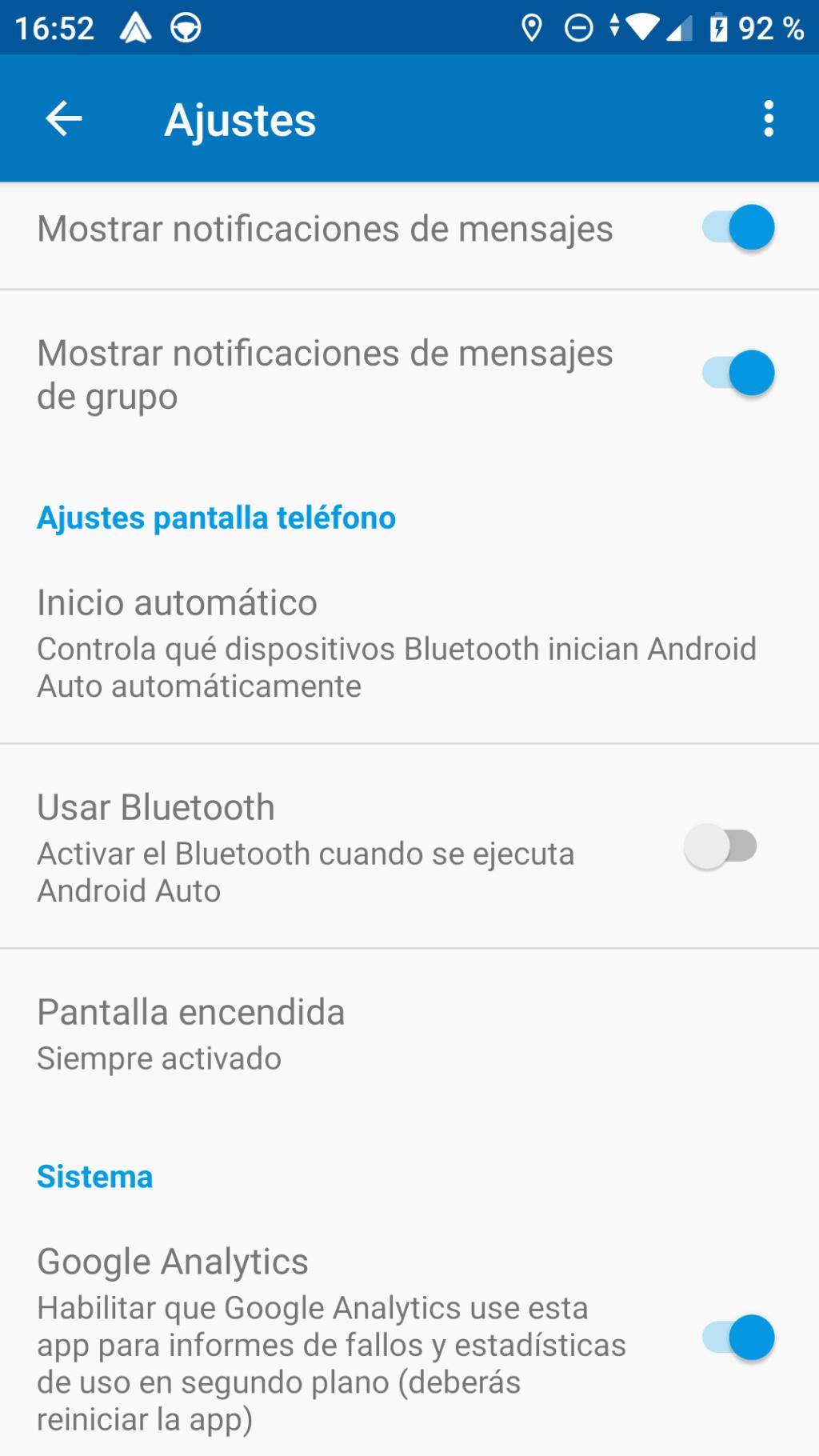 Android Auto me va muy mal. Screen14