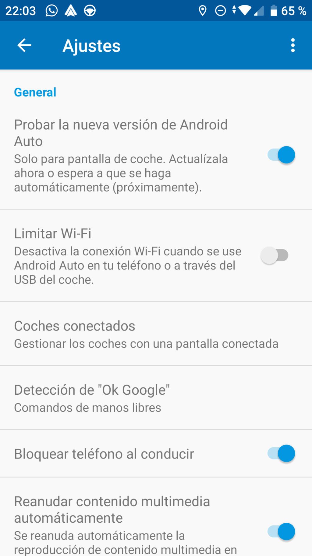 Android Auto lanza su nueva interfaz - Página 4 Screen15