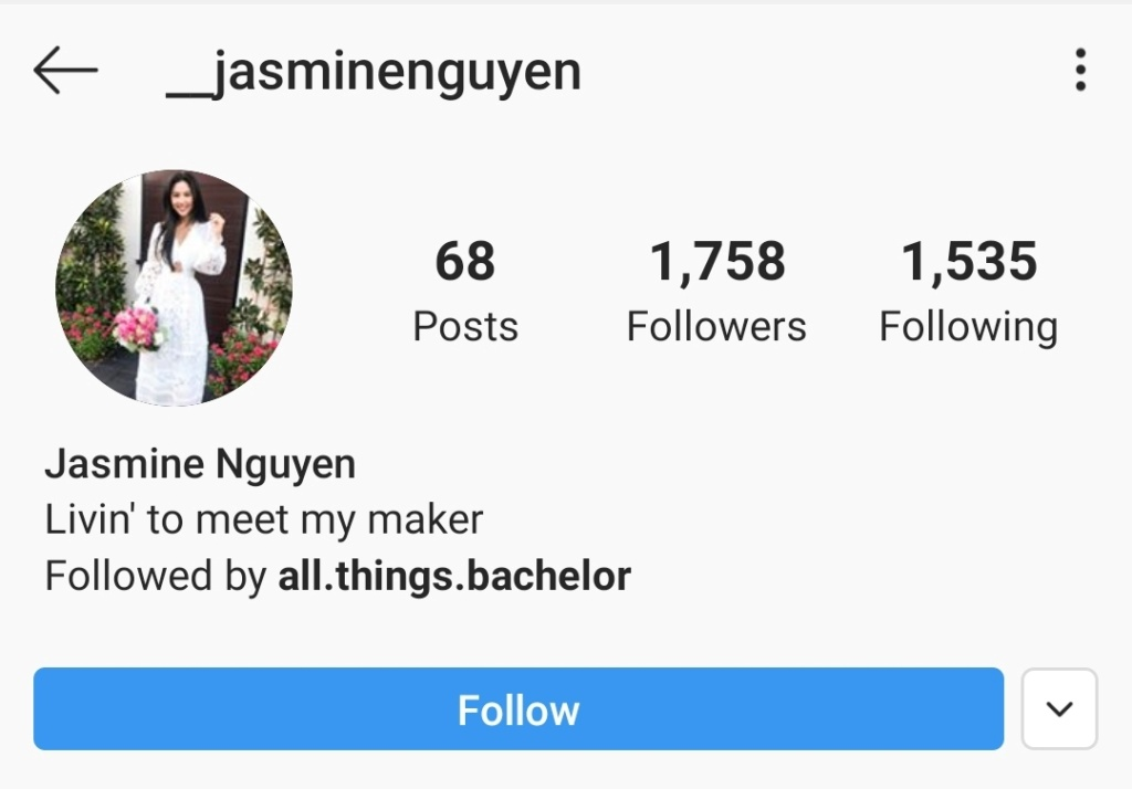 Jasmine Nguyen - Bachelor 24 - *Sleuthing Spoilers* Screen18