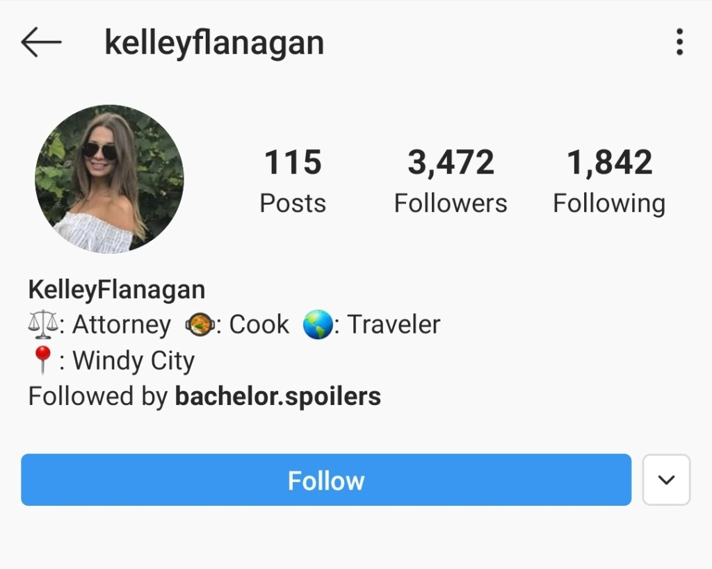 Kelley Flanagan - Bachelor 24 - *Sleuthing Spoilers*  Screen19