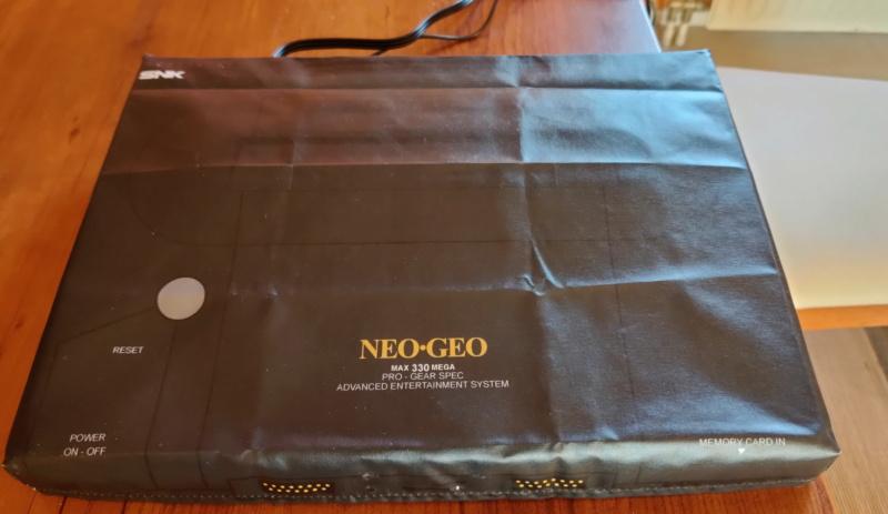 Mini Collection Neo Geo de Chronodream 03face11