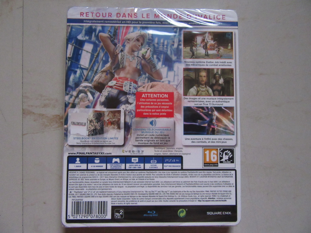 [RCH/ECH/VDS] Chronodream's Boutique: Sony/Sega/Nintendo & NEC (Update 07/11/2020) - Page 6 Img_0226