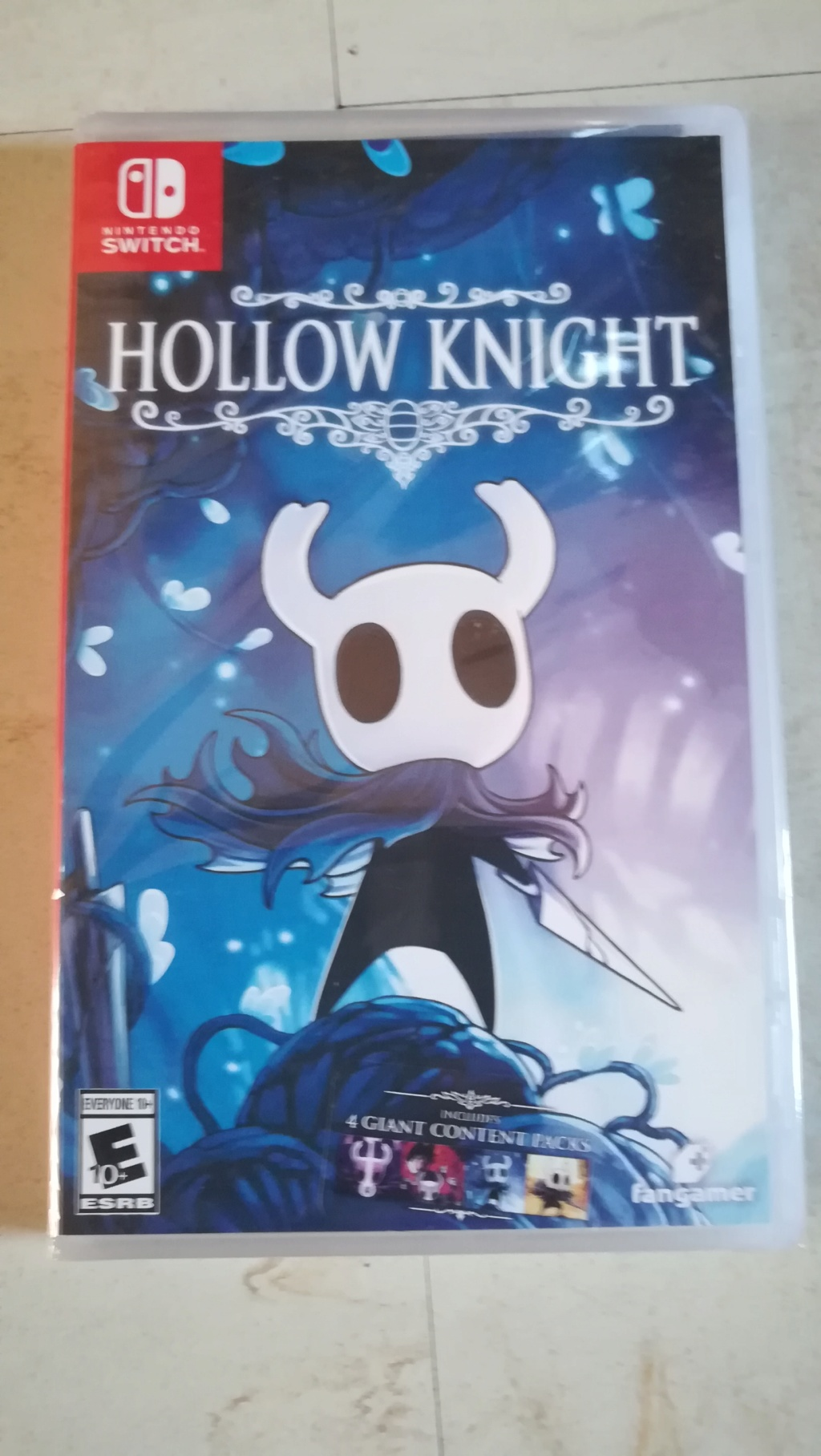 [PRECO] Hollow Knight edition simple (version euro) et collector (switch,ps4,pc) chez fangamer - Page 4 Img_2034