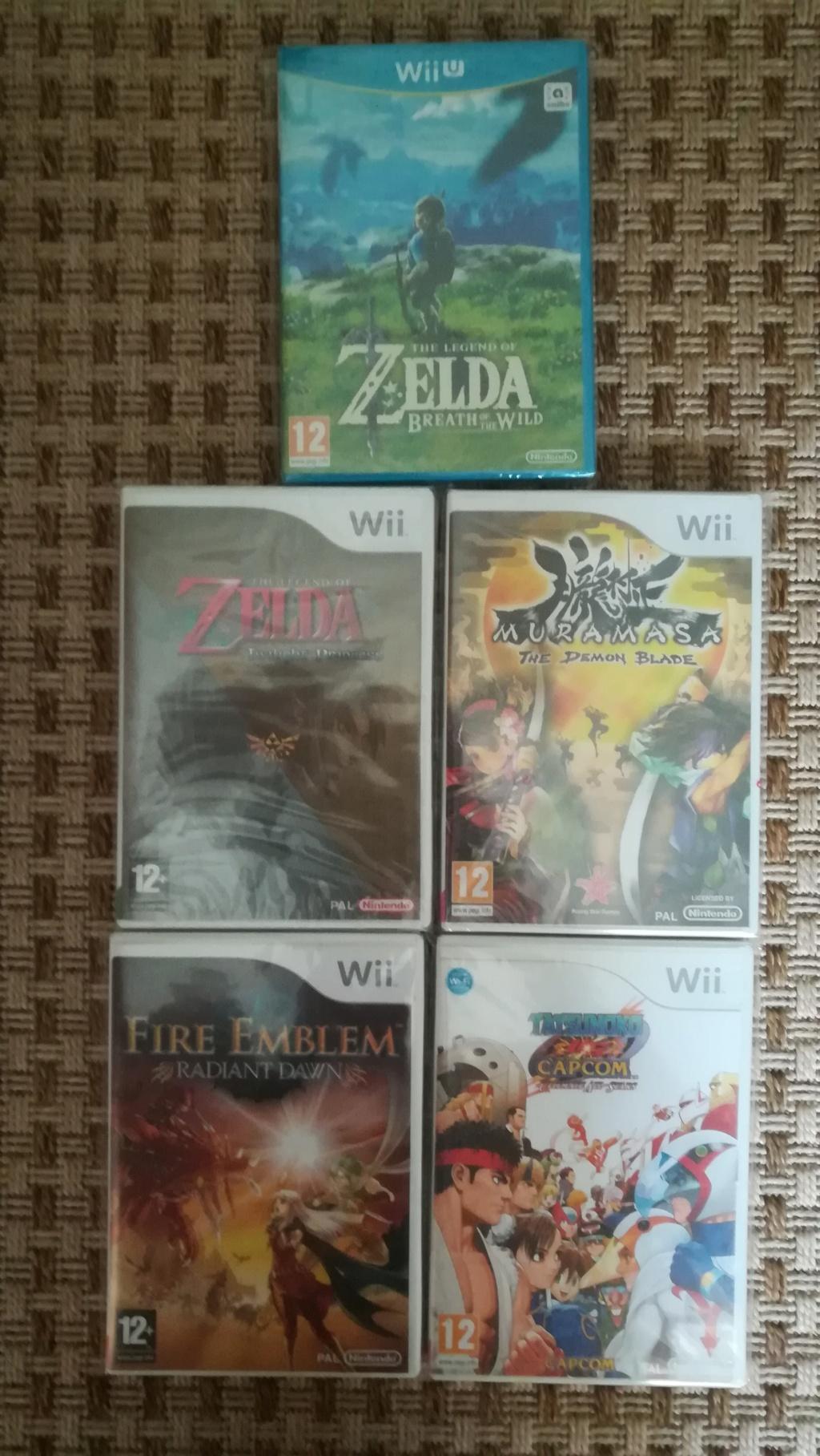 [Vendu] Collection Game cube/Wii/WiiU Img_2106