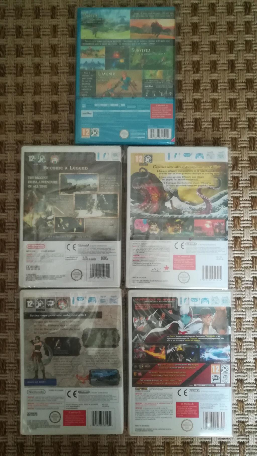 [Vendu] Collection Game cube/Wii/WiiU Img_2107