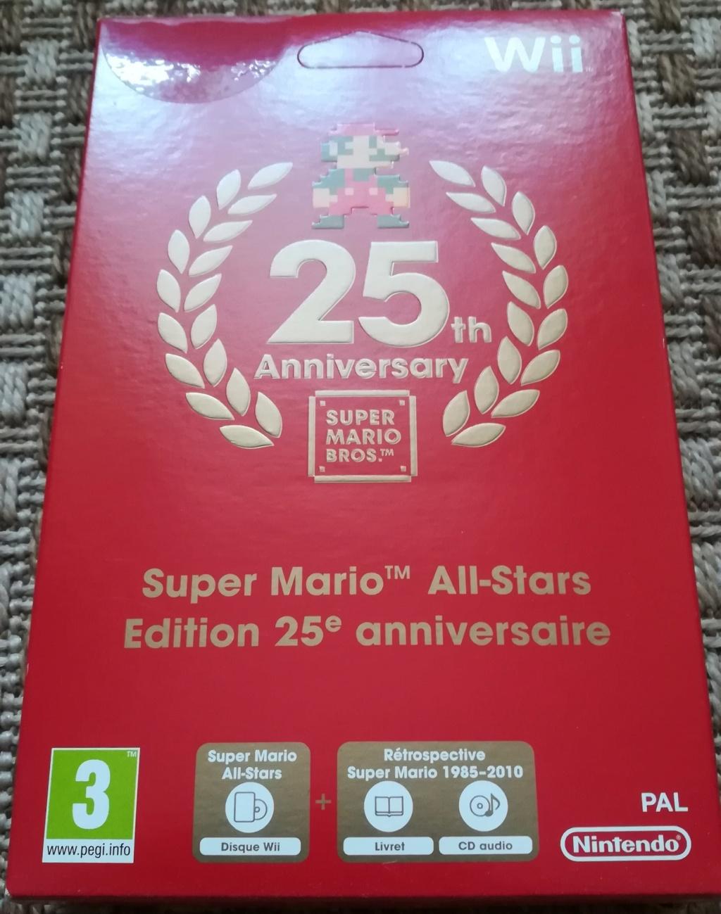 [VDS/ECH] Chronodream's Boutique: Sony/Sega/Nintendo & NEC (Update 06/10/2019) Mario210