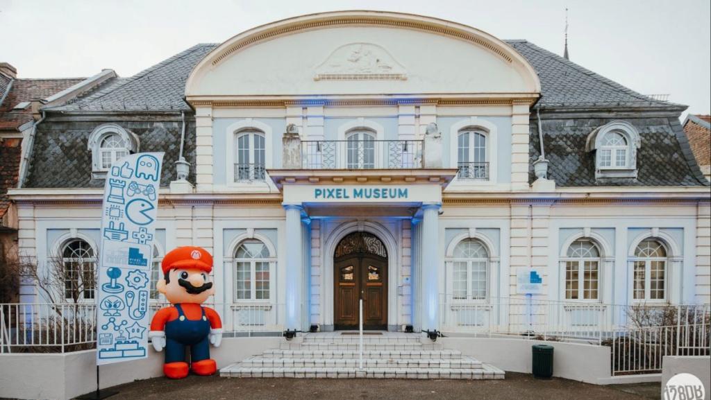 [VISITE] Emblick au Pixel Museum 17-02-10