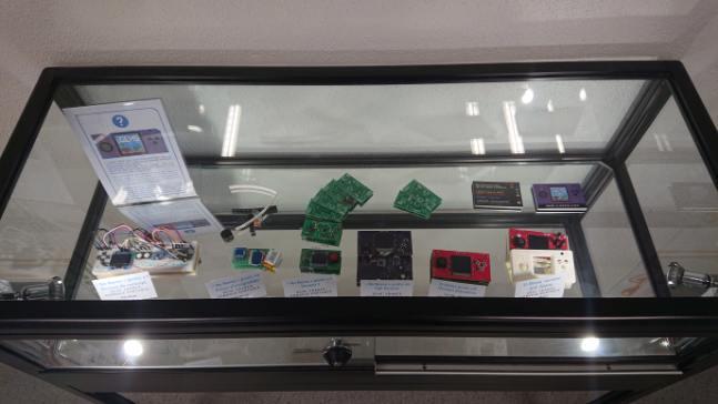 [VISITE] Emblick au Pixel Museum 3510