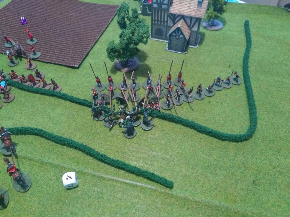 Assault à Targanizac 1211