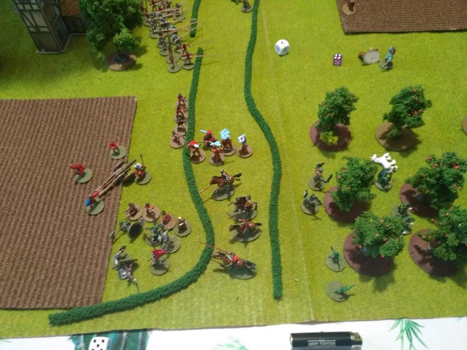 Assault à Targanizac 1311