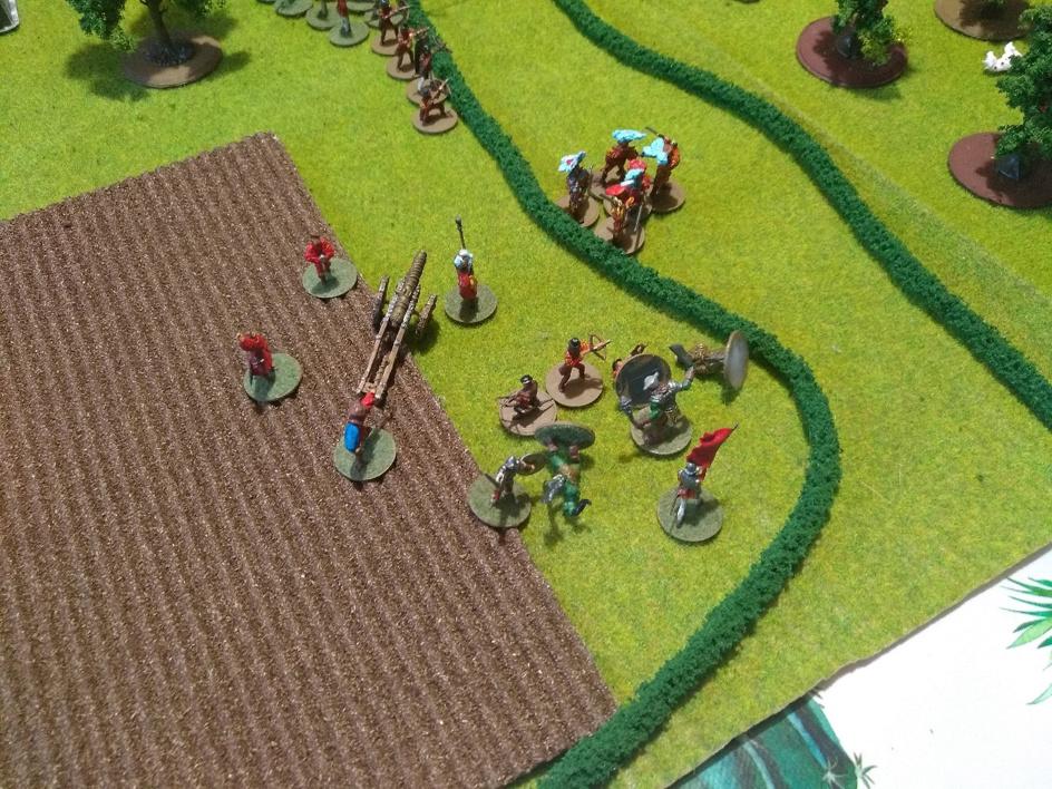 Assault à Targanizac 1511
