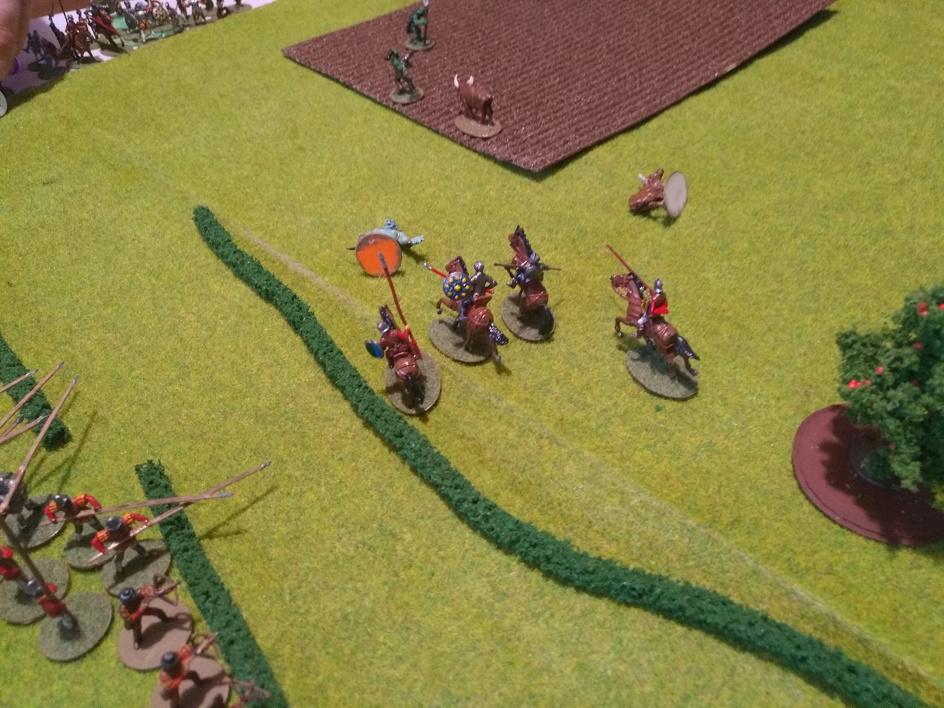 Assault à Targanizac 1611