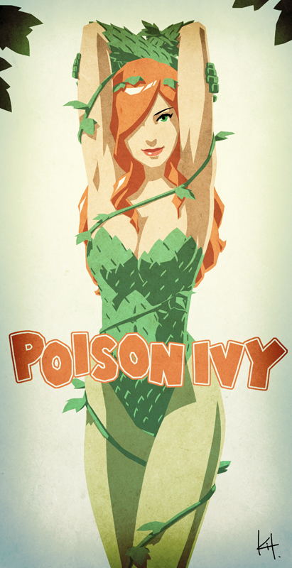 Hi POISON IVY please  Deadly10