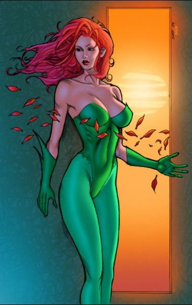 Hi POISON IVY please  Poison10
