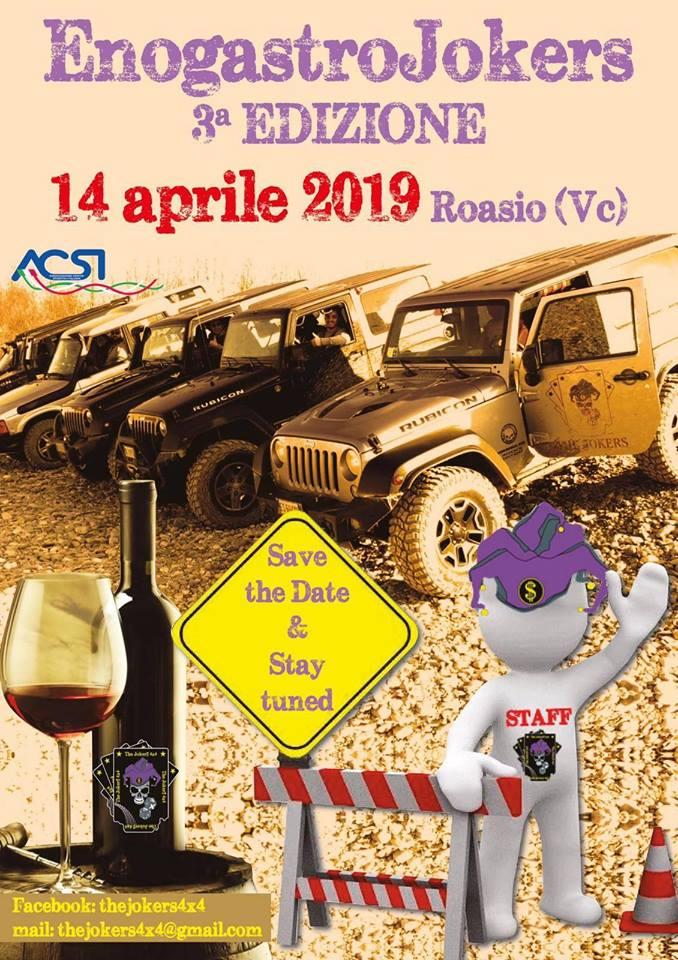 Raduno EnogastroJokers  14 aprile 2019 51391210