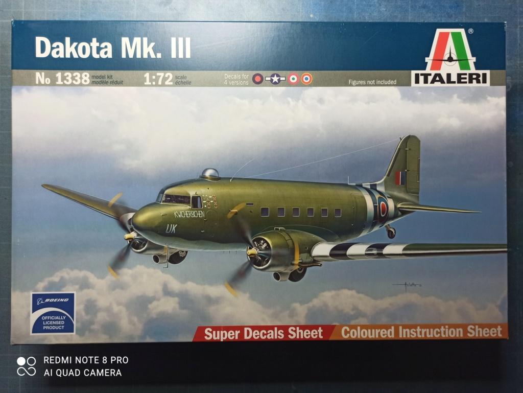 [ITALERI] Dakota MK.III 0116