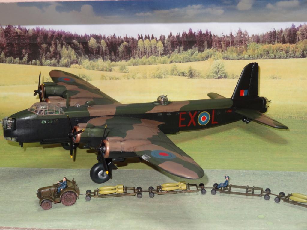 [AIRFIX] RAF Bomber RE-Supply SET Dsc06742