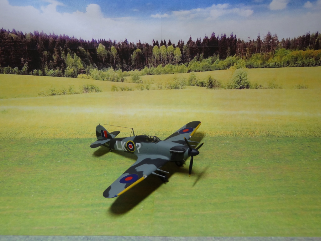 [Airfix] Hawker Hurricane Mk.I Campagne de France Hawker10
