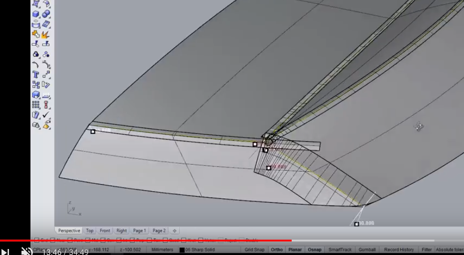 [AUTRES LOGICIELS-RHINO3D]blend surface-raccordement surfaces  980c7110