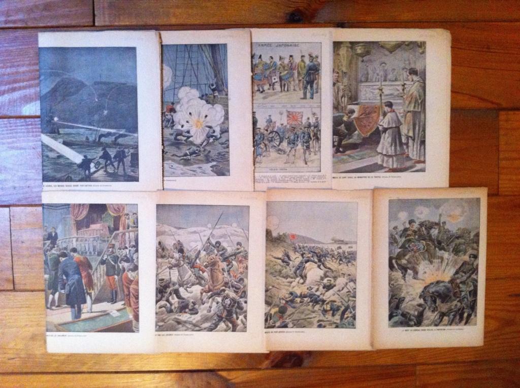 Guerre russo-japonaise le pélerin collection complète ?  Image12
