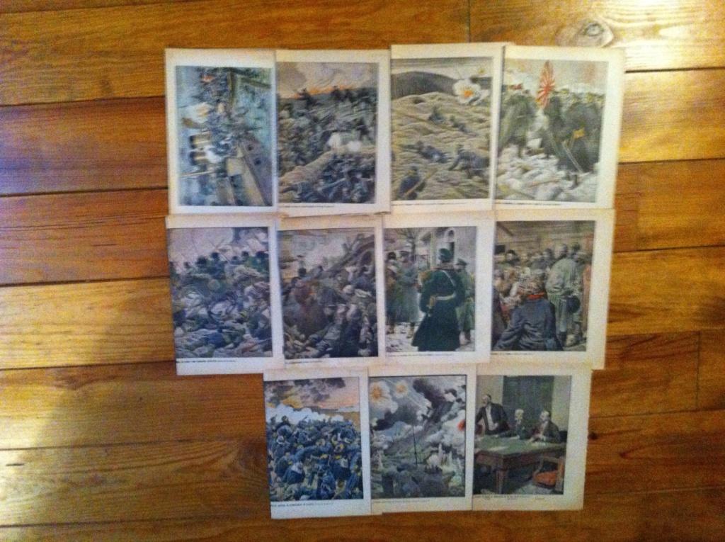 Guerre russo-japonaise le pélerin collection complète ?  Image_17