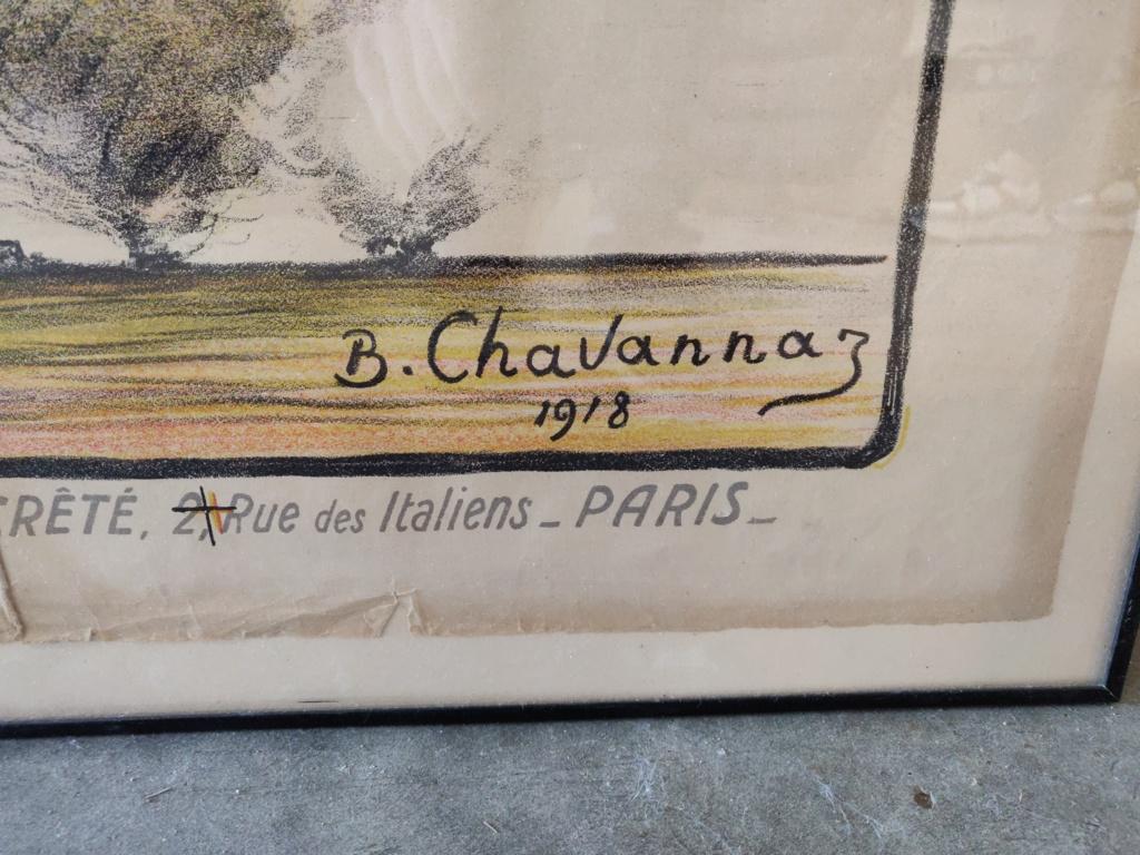 Affiche emprunt national 1918 Img_2034