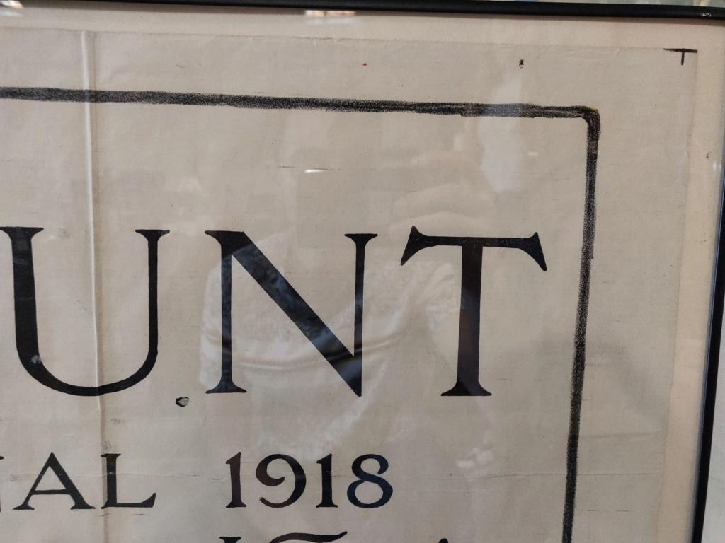 Affiche emprunt national 1918 Img_2037