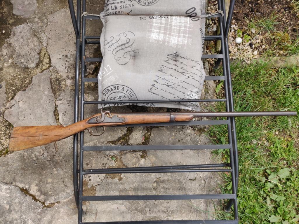Fusil à silex platine tulle  Img_2080