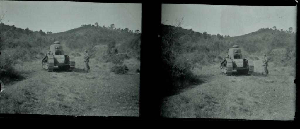 Plaques photos chasseurs alpins ww1 ou entre deux guerres ?  Numear66