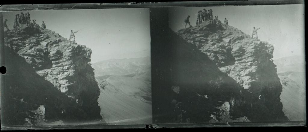 Plaques photos chasseurs alpins ww1 ou entre deux guerres ?  Numear67
