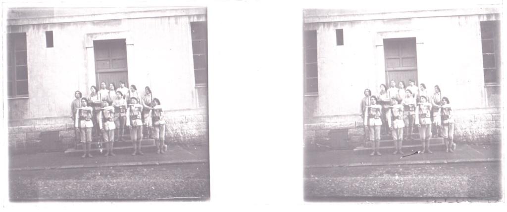 Plaques photos chasseurs alpins ww1 ou entre deux guerres ?  Numear68