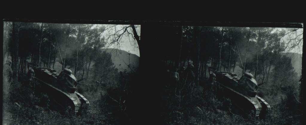 Plaques photos chasseurs alpins ww1 ou entre deux guerres ?  Numear75