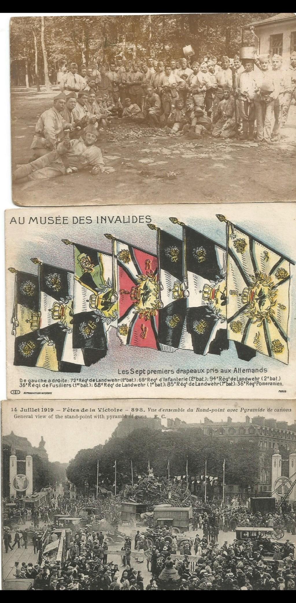 Cartes postales aquarelles ww1 Screen57