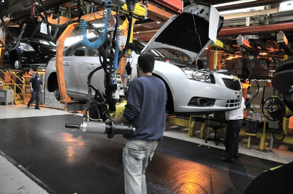 General Motors anuncia investimentos de R$ 10 bilhões em fábricas paulistas 03041310