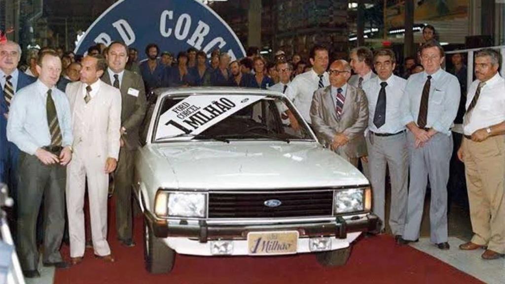 História: fábrica da Ford em SBC já produziu Jeep, Renault, VW e até Chrysler 1-milh10